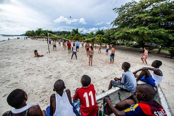Voyage Sierra Leone