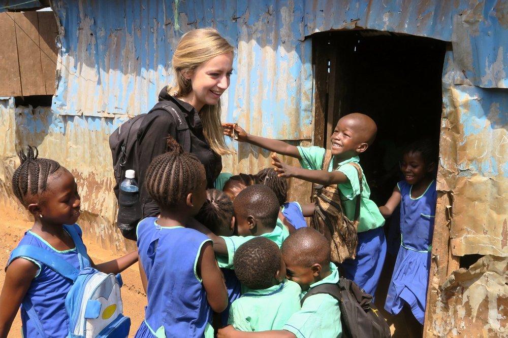 Sierra Leone volontariat