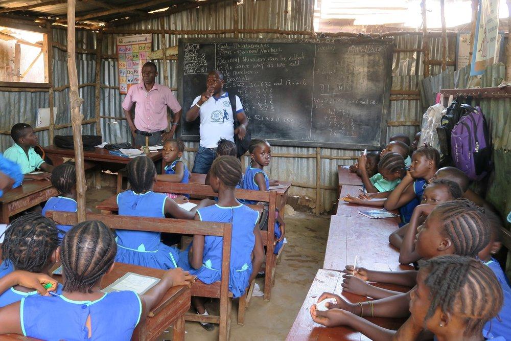 école Sierra Leone