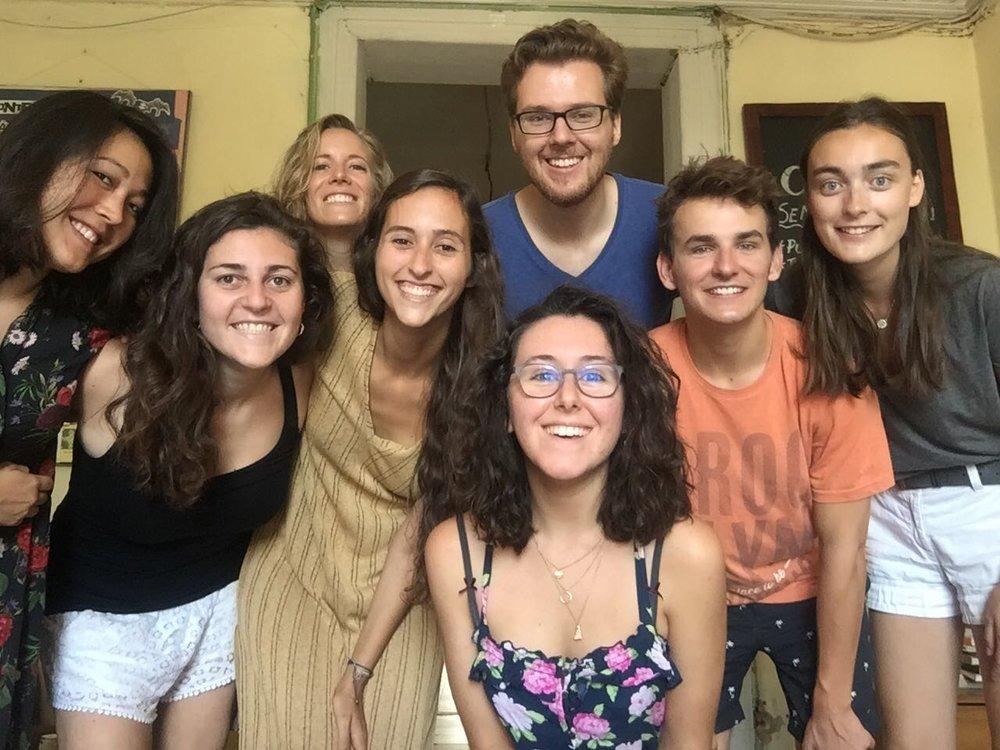 Street Child Europe team
