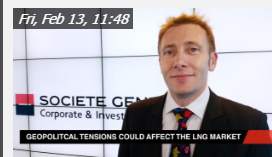 "Watch Thierry Bros on dukascopy.com: ""LNGs role in Europe"", 13 February 2015"