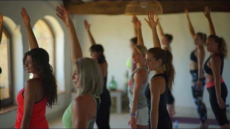 Yoga rtereat Catalonia