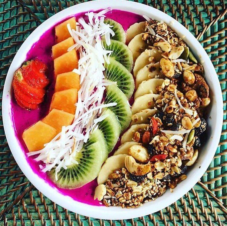 Vegan food Thailand