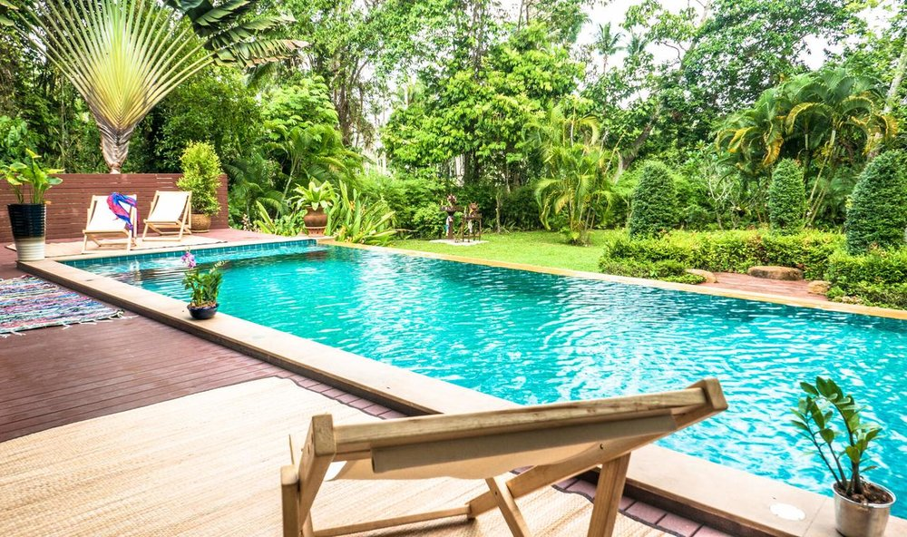 Yoga Retreat with Private Pool in Thailand