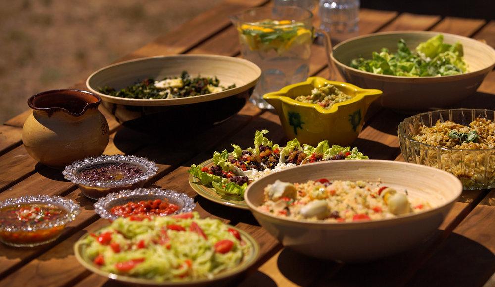 Vegan food Catalonia