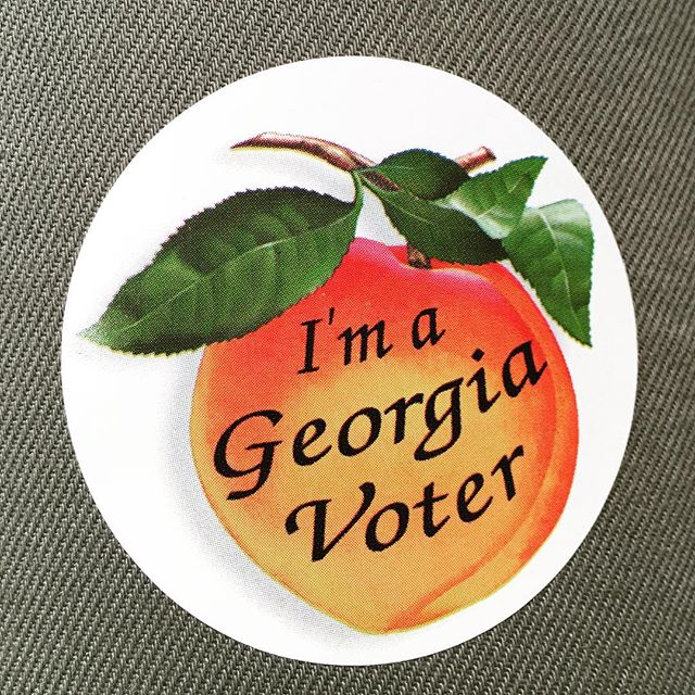 Let's get it done! #vote #Georgia #election2016