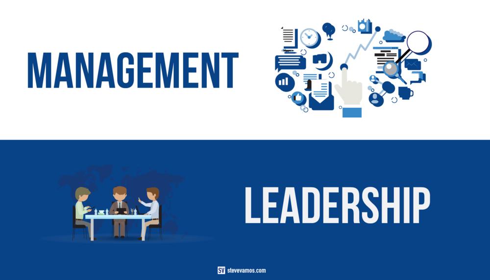 SteveVamos_LeadershipAndManagement