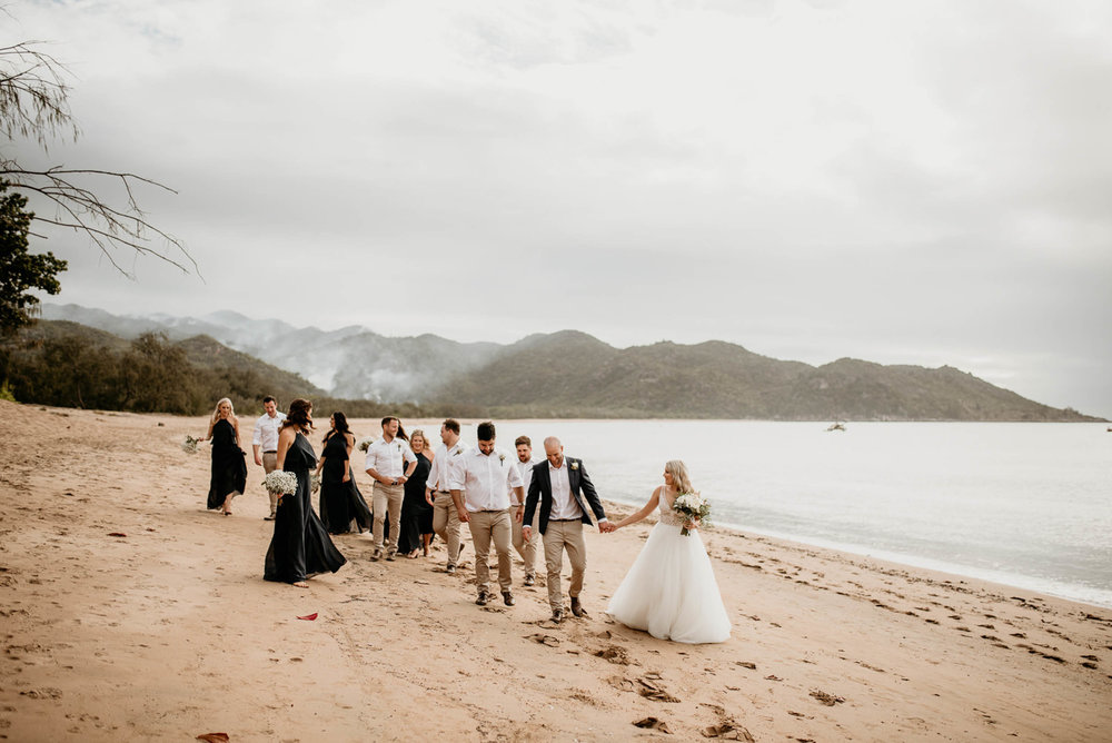 The Raw Photographer - Townsville Wedding Photographer - Magnetic Island - Destination Wedding - Dress White Lily Couture Bridal Nicole Milano-30.jpg
