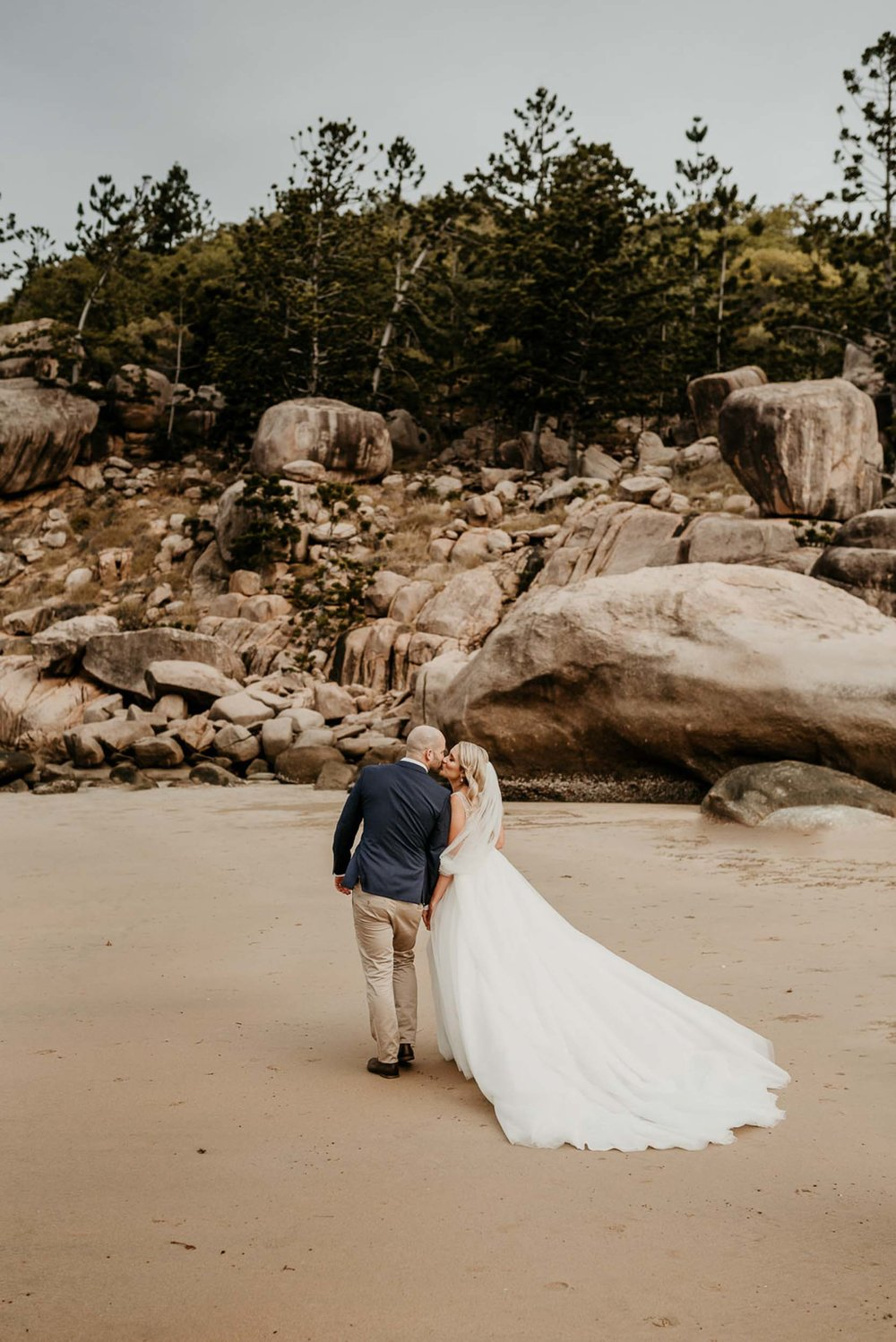 The Raw Photographer - Townsville Wedding Photographer - Magnetic Island - Destination Wedding - Dress White Lily Couture Bridal Nicole Milano-31.jpg
