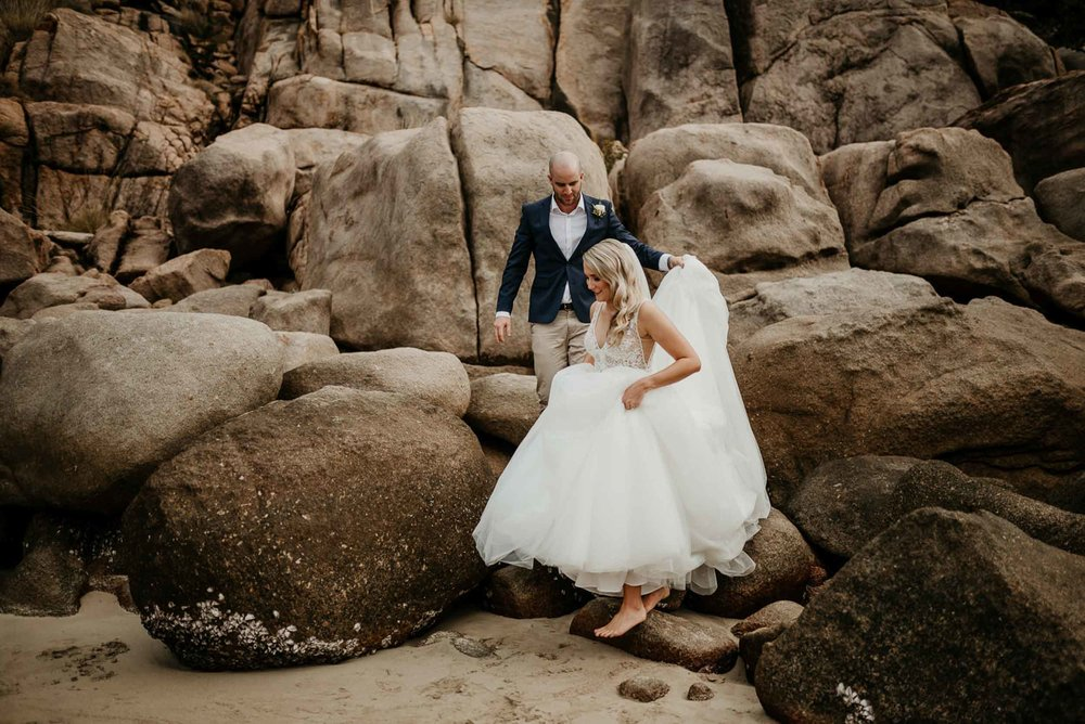 The Raw Photographer - Townsville Wedding Photographer - Magnetic Island - Destination Wedding - Dress White Lily Couture Bridal Nicole Milano-35.jpg