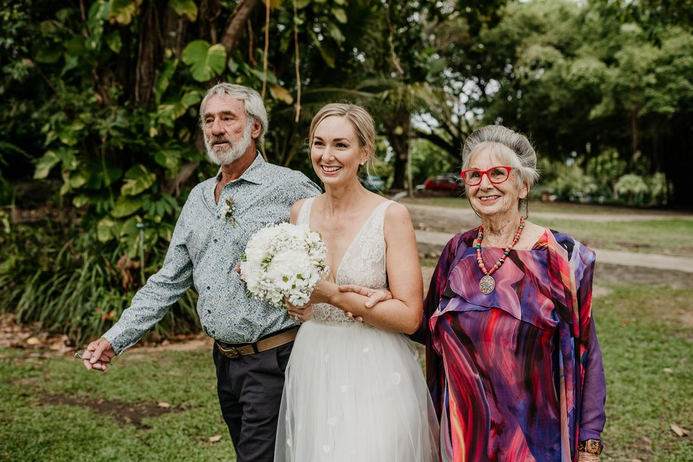 The Raw Photographer - Cairns Wedding Photographer - Port Douglas Little Cove Ceremony- Beach Wedding Photography - Bride Wedding Dress - Sugar Wharf Venue Reception-12.jpg