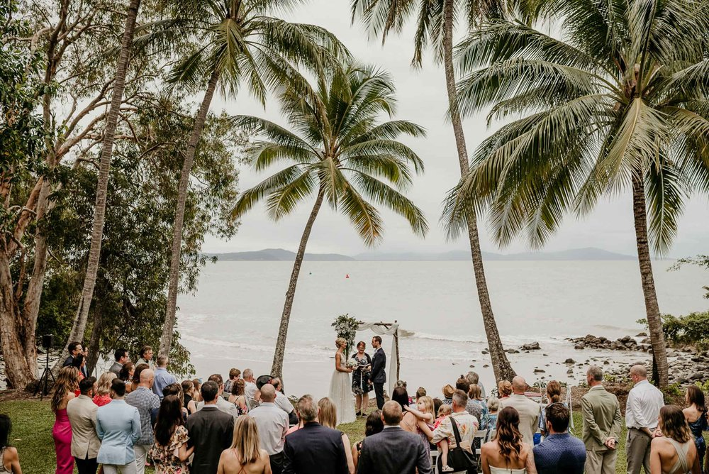 The Raw Photographer - Cairns Wedding Photographer - Port Douglas Little Cove Ceremony- Beach Wedding Photography - Bride Wedding Dress - Sugar Wharf Venue Reception-16.jpg