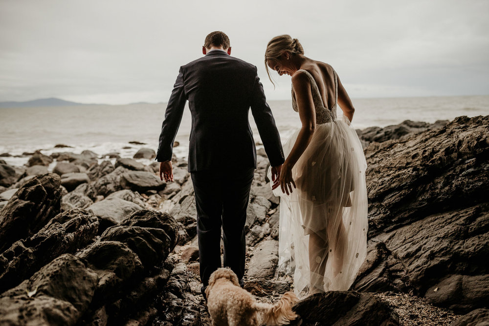 The Raw Photographer - Cairns Wedding Photographer - Port Douglas Little Cove Ceremony- Beach Wedding Photography - Bride Wedding Dress - Sugar Wharf Venue Reception-26.jpg