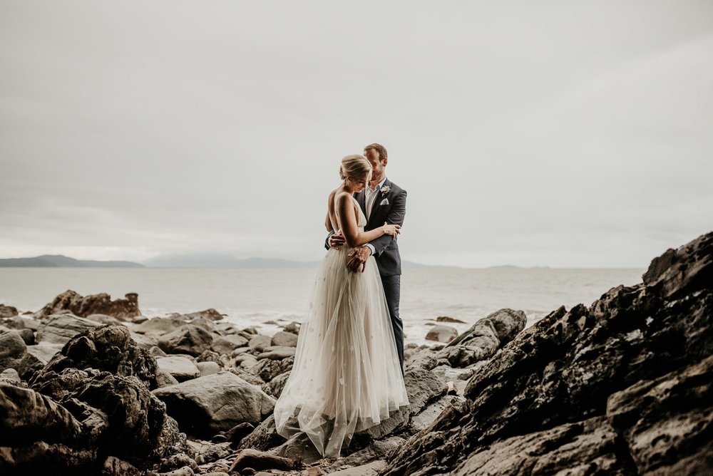 The Raw Photographer - Cairns Wedding Photographer - Port Douglas Little Cove Ceremony- Beach Wedding Photography - Bride Wedding Dress - Sugar Wharf Venue Reception-27.jpg