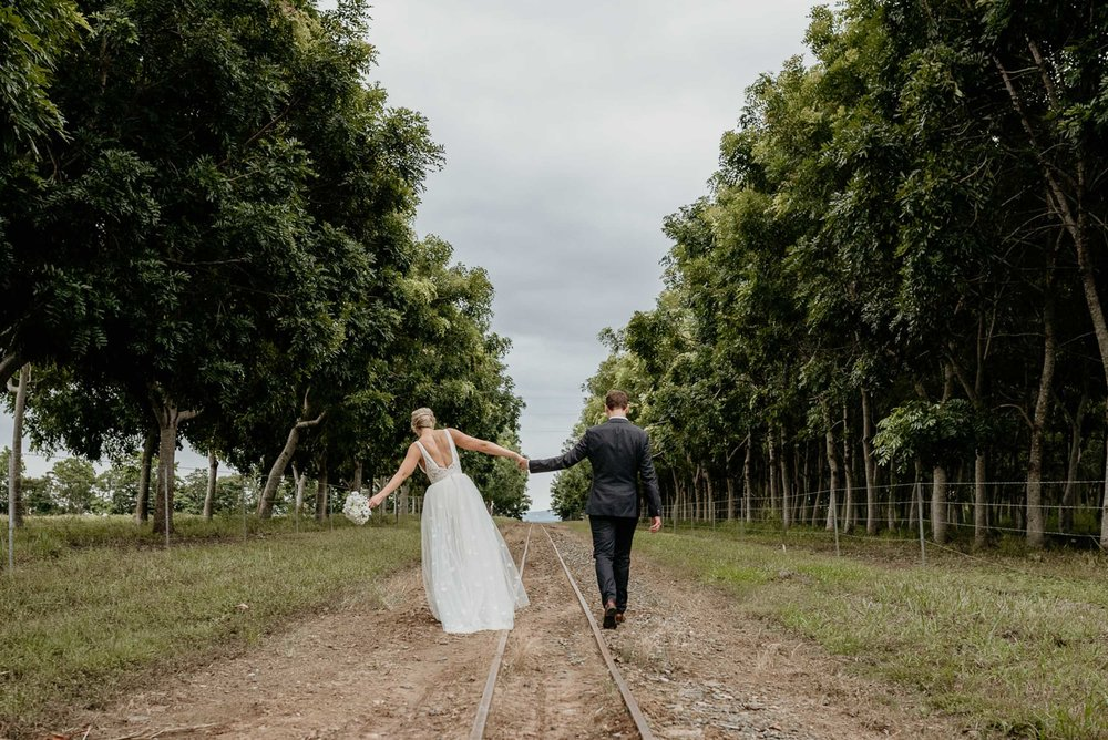 The Raw Photographer - Cairns Wedding Photographer - Port Douglas Little Cove Ceremony- Beach Wedding Photography - Bride Wedding Dress - Sugar Wharf Venue Reception-33.jpg