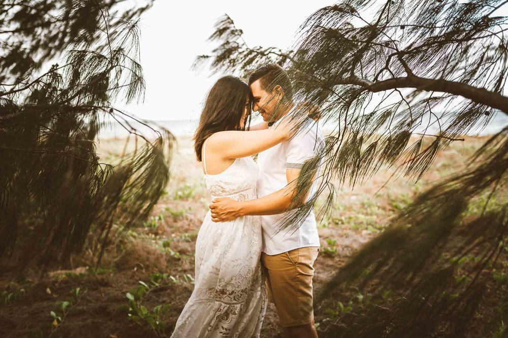 The Raw Photographer - Cairns Wedding Photographer - Beach Engagement- Couple Session Photos - Engaged Price - Yorkeys Knob Queensland - Adrian + Mel-11.jpg