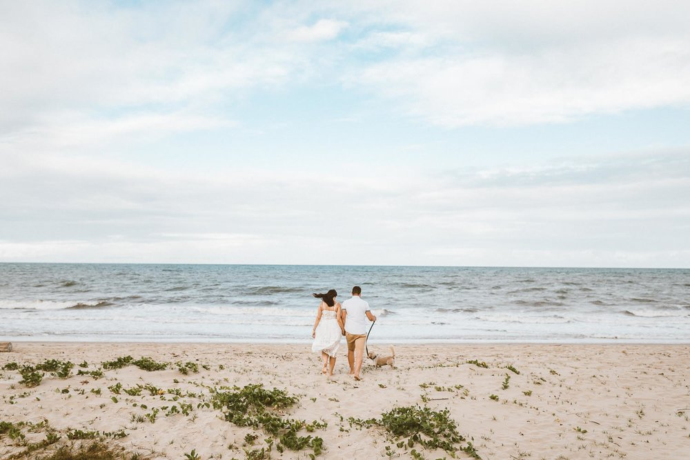 The Raw Photographer - Cairns Wedding Photographer - Beach Engagement- Couple Session Photos - Engaged Price - Yorkeys Knob Queensland - Adrian + Mel-12.jpg