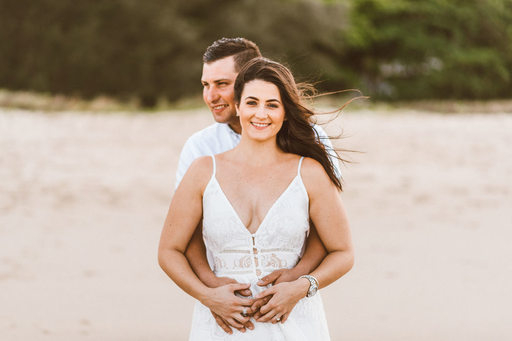 The Raw Photographer - Cairns Wedding Photographer - Beach Engagement- Couple Session Photos - Engaged Price - Yorkeys Knob Queensland - Adrian + Mel-13.jpg