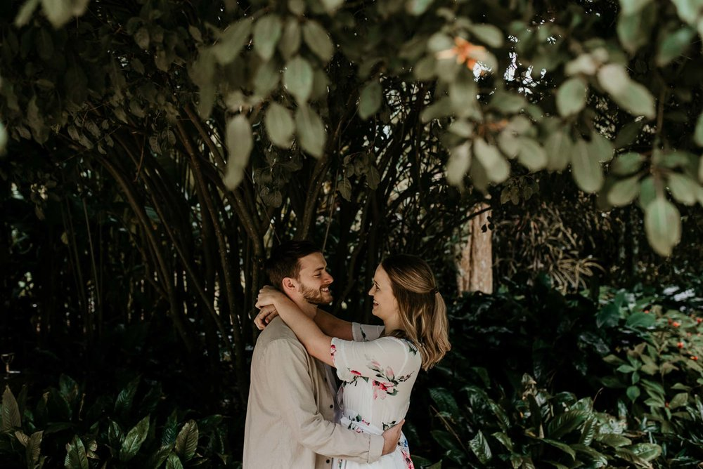 The Raw Photographer - Wedding Photographer - Botanical Gardens Engagement- Couple Session Photos in Cairns - Engaged Price - Rainforest Queensland - photoshoot-1.jpg