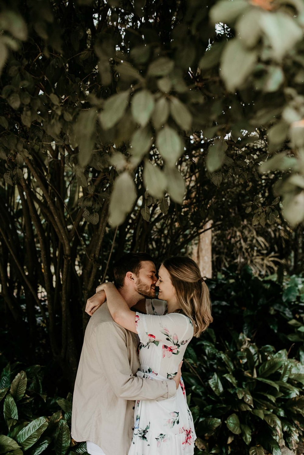 The Raw Photographer - Wedding Photographer - Botanical Gardens Engagement- Couple Session Photos in Cairns - Engaged Price - Rainforest Queensland - photoshoot-2.jpg