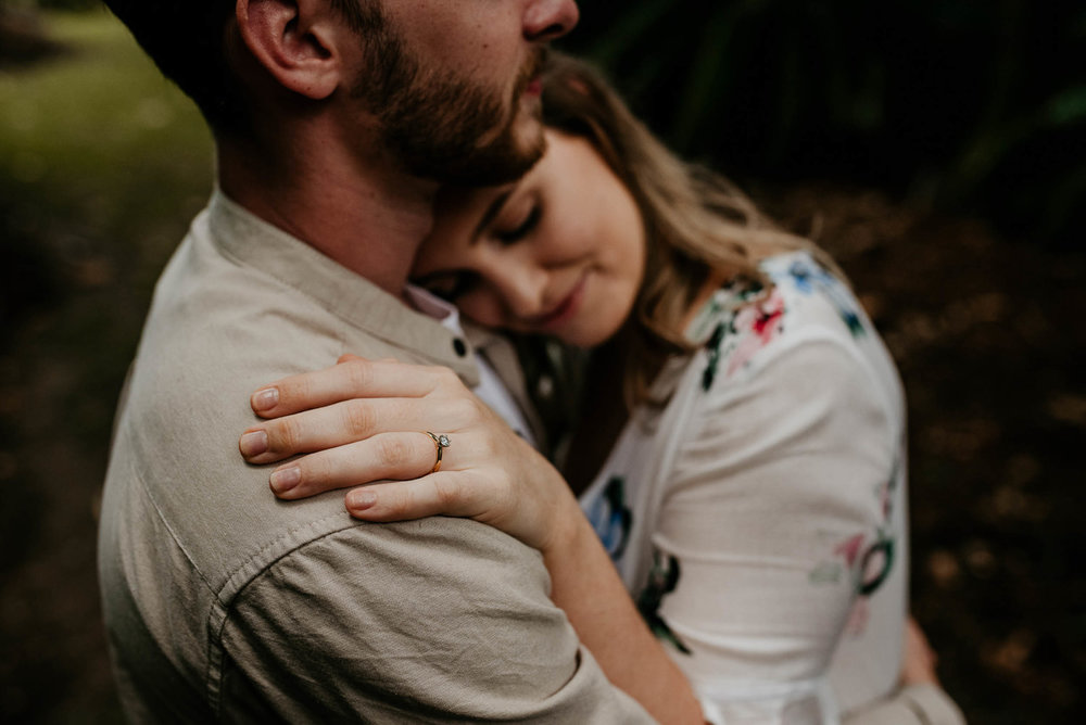 The Raw Photographer - Wedding Photographer - Botanical Gardens Engagement- Couple Session Photos in Cairns - Engaged Price - Rainforest Queensland - photoshoot-4.jpg