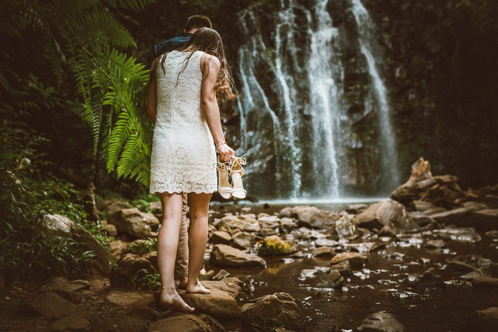 The Raw Photographer - Wedding Photographer - Tablelands Mareeba Atherton Engagement- Couple Session Photos in Cairns - Engaged Price - Rainforest Waterfall Queensland - photoshoot-15.jpg