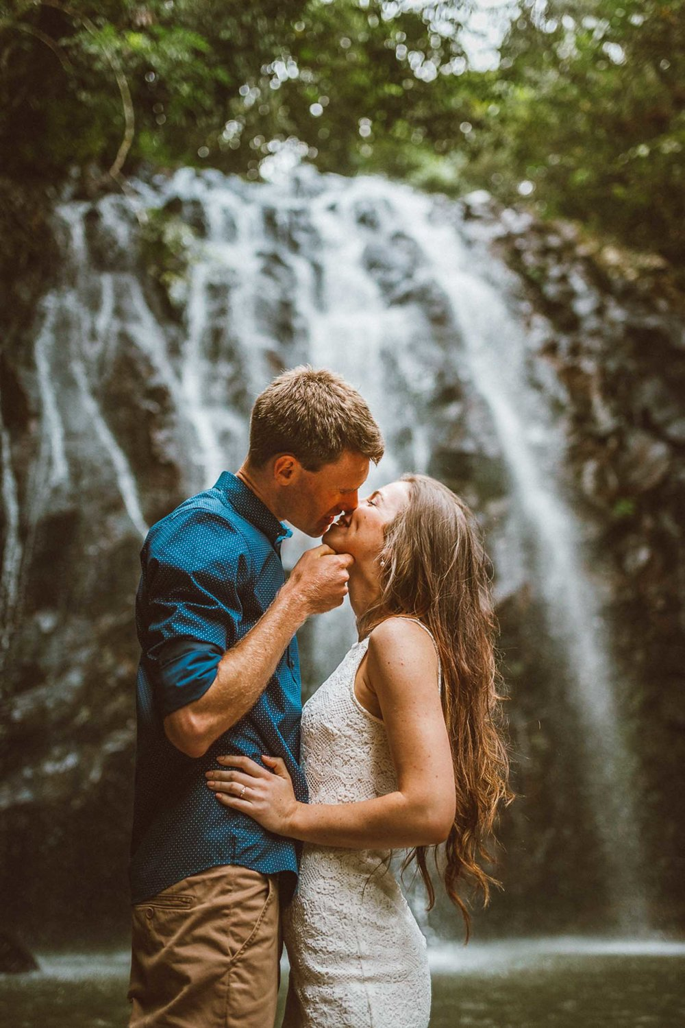 The Raw Photographer - Wedding Photographer - Tablelands Mareeba Atherton Engagement- Couple Session Photos in Cairns - Engaged Price - Rainforest Waterfall Queensland - photoshoot-22.jpg