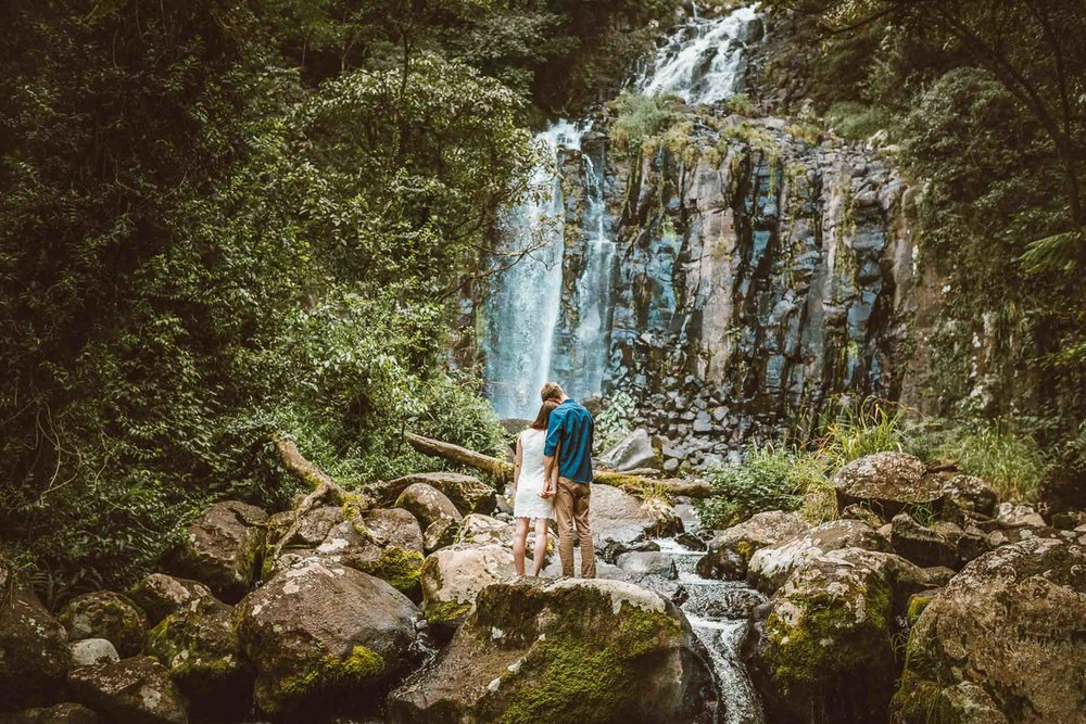 The Raw Photographer - Wedding Photographer - Tablelands Mareeba Atherton Engagement- Couple Session Photos in Cairns - Engaged Price - Rainforest Waterfall Queensland - photoshoot-24.jpg
