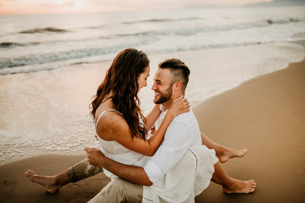 The Raw Photographer - Cairns Wedding Photographer - Engaged Engagement - Beach location - Candid Photography Queensland-11.jpg