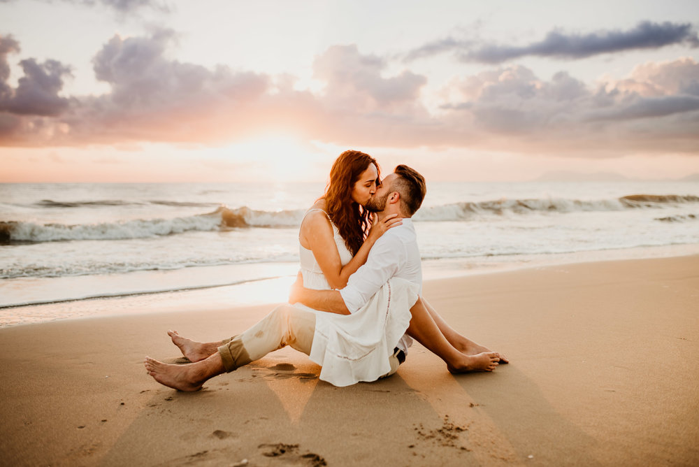 The Raw Photographer - Cairns Wedding Photographer - Engaged Engagement - Beach location - Candid Photography Queensland-16.jpg