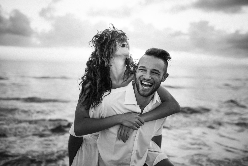 The Raw Photographer - Cairns Wedding Photographer - Engaged Engagement - Beach location - Candid Photography Queensland-19.jpg