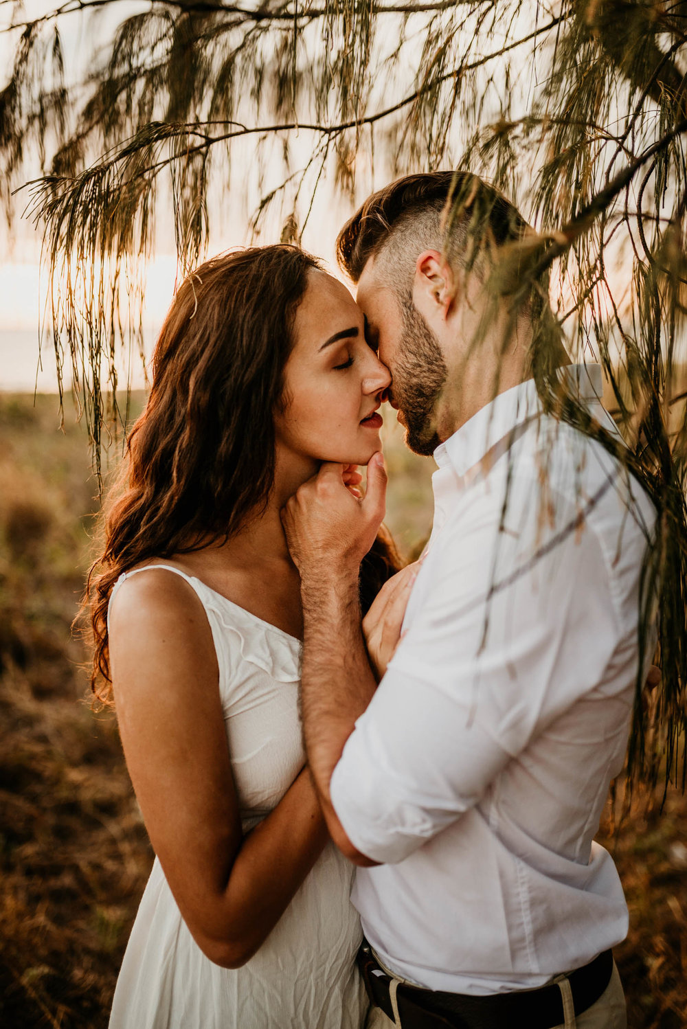 The Raw Photographer - Cairns Wedding Photographer - Engaged Engagement - Beach location - Candid Photography Queensland-21.jpg