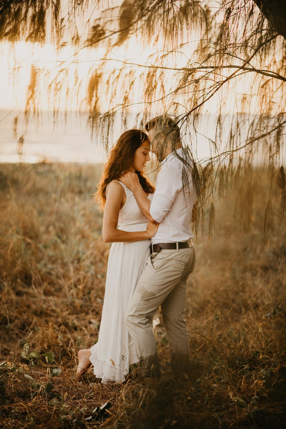 The Raw Photographer - Cairns Wedding Photographer - Engaged Engagement - Beach location - Candid Photography Queensland-22.jpg