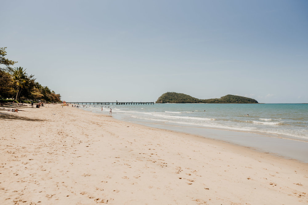 The Raw Photographer - Cairns Wedding Photographer - Beach Palm Cove Ceremony - Dress Irene Costa's Devine Bridal - Queensland-27.jpg