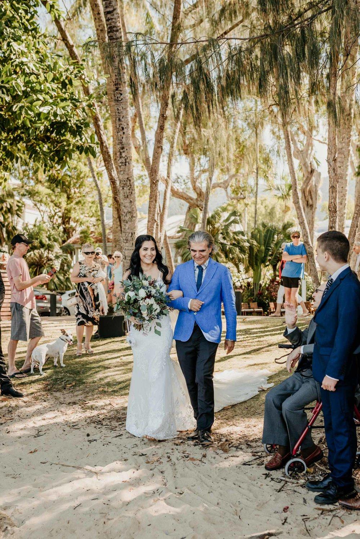 The Raw Photographer - Cairns Wedding Photographer - Beach Palm Cove Ceremony - Dress Irene Costa's Devine Bridal - Queensland-30.jpg