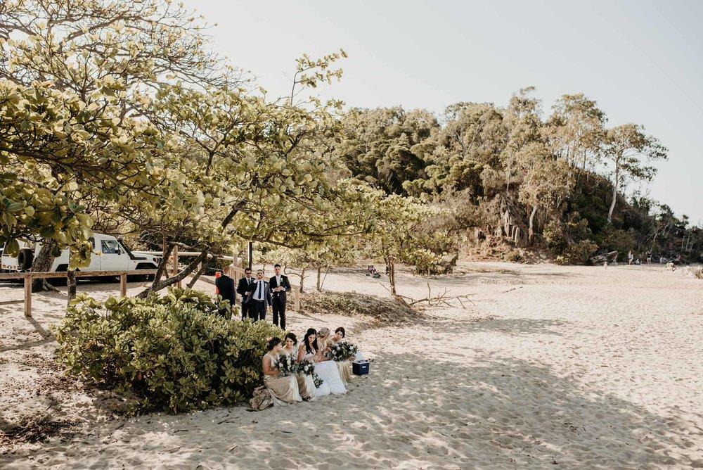 The Raw Photographer - Cairns Wedding Photographer - Beach Palm Cove Ceremony - Dress Irene Costa's Devine Bridal - Queensland-39.jpg