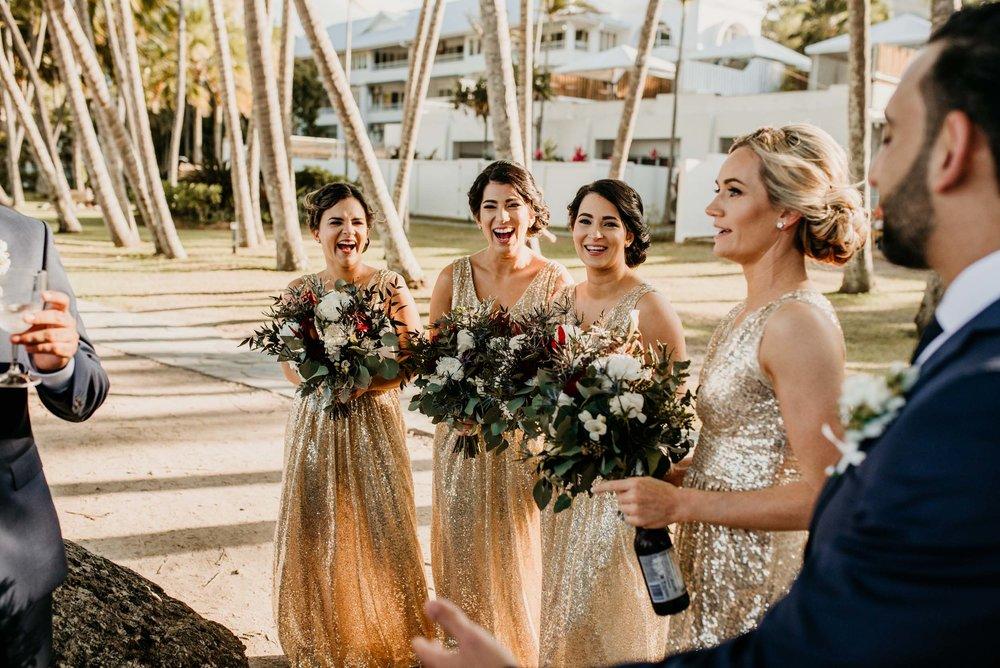 The Raw Photographer - Cairns Wedding Photographer - Beach Palm Cove Ceremony - Dress Irene Costa's Devine Bridal - Queensland-49.jpg