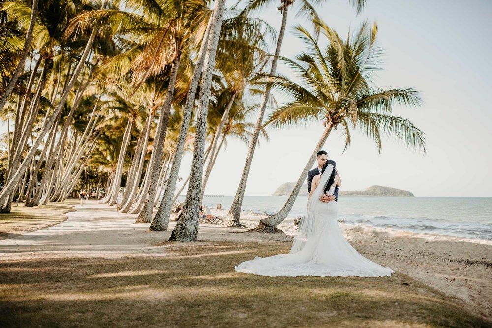 The Raw Photographer - Cairns Wedding Photographer - Beach Palm Cove Ceremony - Dress Irene Costa's Devine Bridal - Queensland-51.jpg