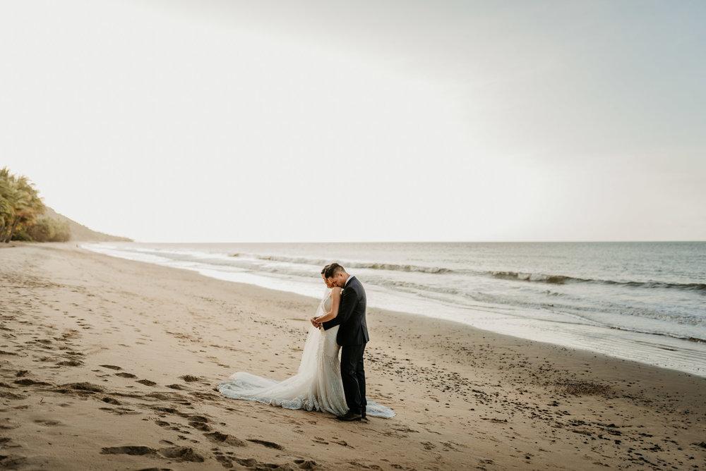 The Raw Photographer - Cairns Wedding Photographer - Beach Palm Cove Ceremony - Dress Irene Costa's Devine Bridal - Queensland-58.jpg