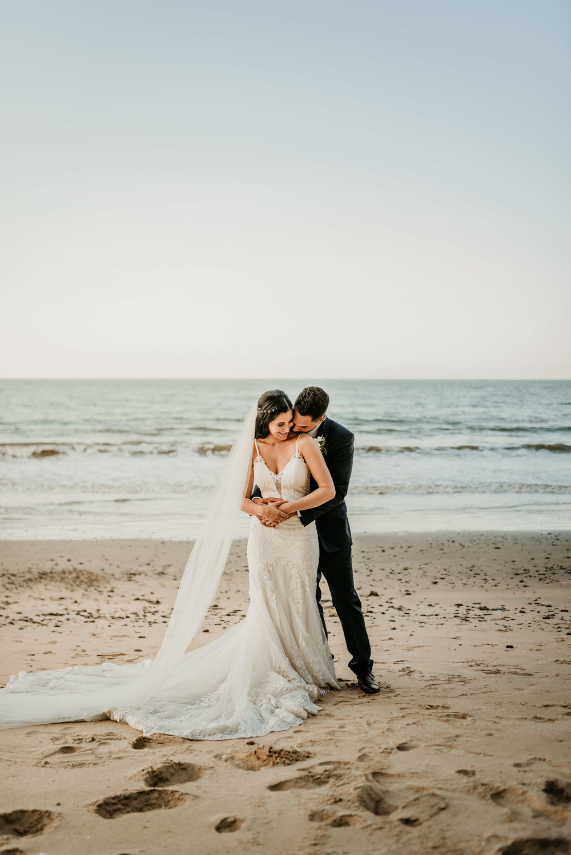 The Raw Photographer - Cairns Wedding Photographer - Beach Palm Cove Ceremony - Dress Irene Costa's Devine Bridal - Queensland-59.jpg
