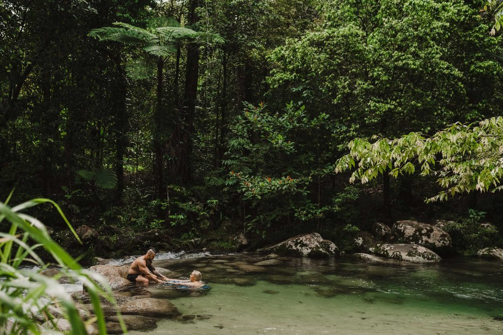 The Raw Photographer - Cairns Wedding Photographer - Rainforest engagement shoot location - Queensland Photography - candid nature-13.jpg