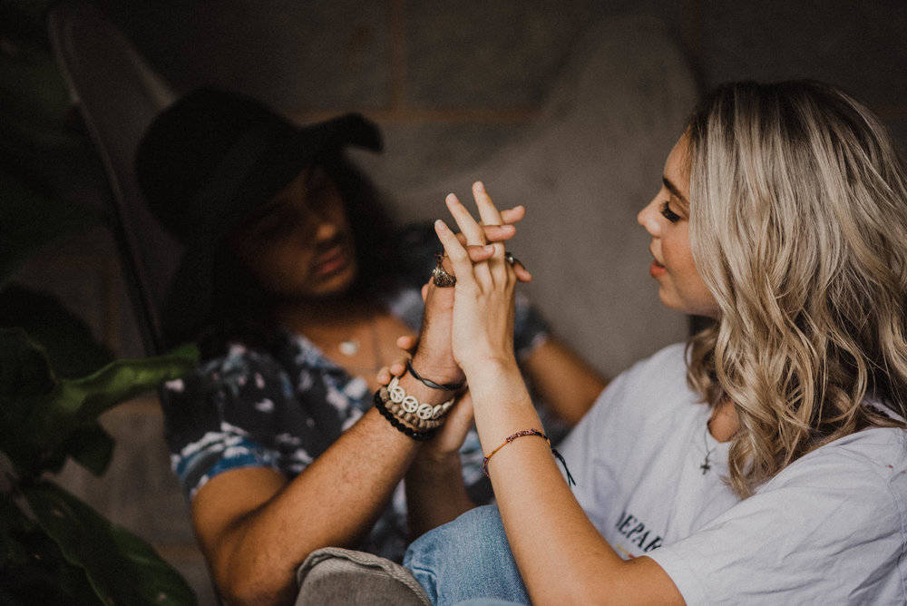 Indoor engagement shoot - Cairns Wedding Photographer - The Raw Photographer -1.jpg
