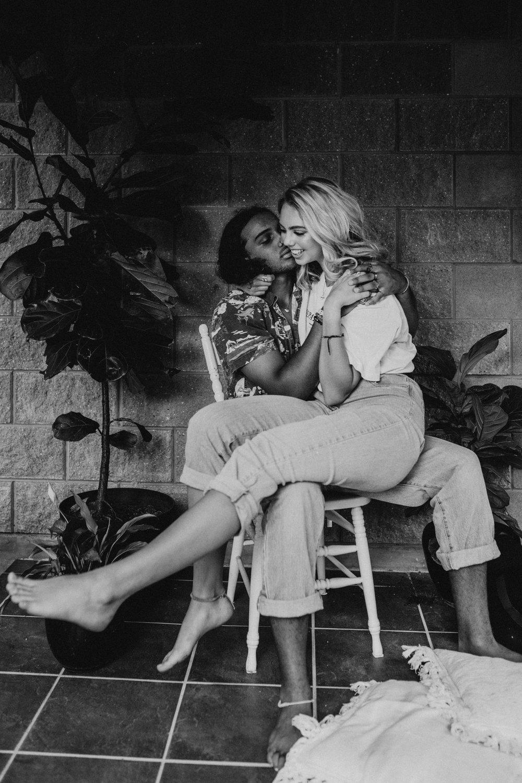 Indoor engagement shoot - Cairns Wedding Photographer - The Raw Photographer -4.jpg