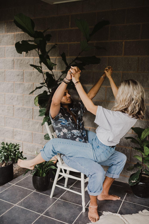 Indoor engagement shoot - Cairns Wedding Photographer - The Raw Photographer -8.jpg