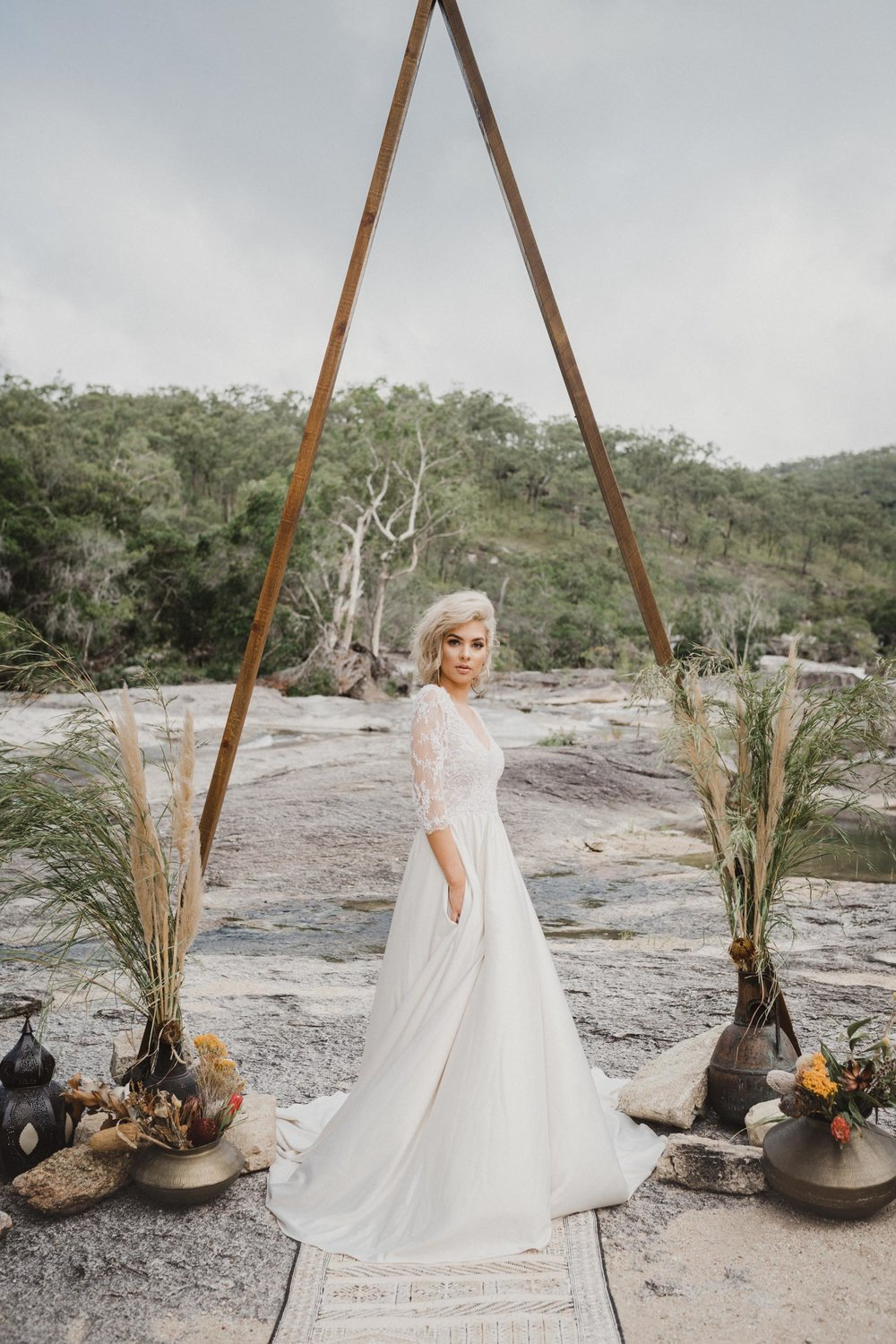 The Raw Photographer - Cairns Wedding Photographer - Brides Styled Shoot - Dress Jonovia Bridal - Hair Makeup Ideas-12.jpg