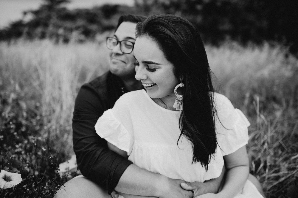 The Raw Photographer - Cairns Wedding Photographer - Beach Engagement Photos - Queensland-7.jpg