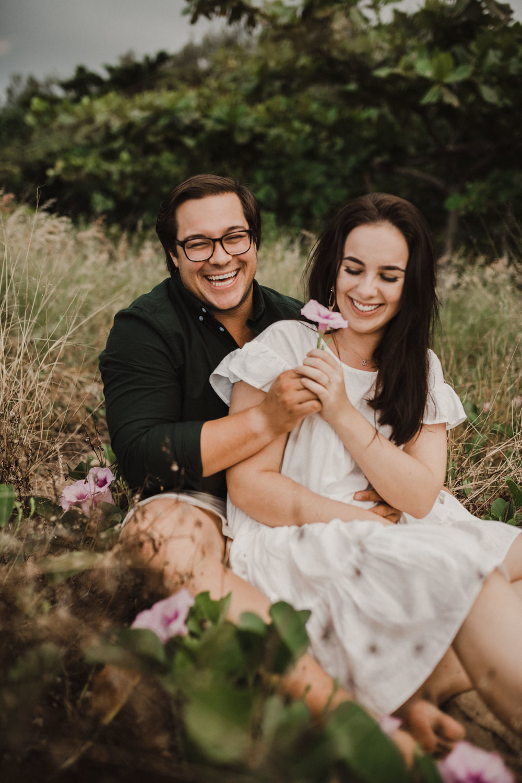 The Raw Photographer - Cairns Wedding Photographer - Beach Engagement Photos - Queensland-10.jpg