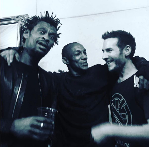 Massive Attack Tricky Reunited