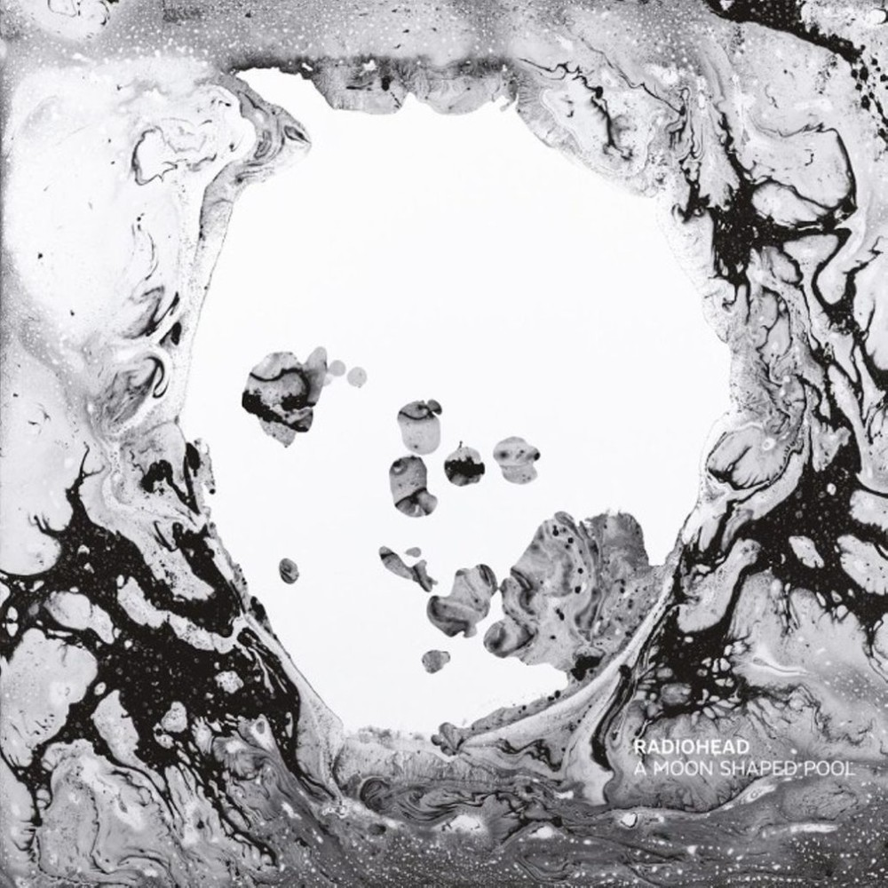 """A Moon Shaped Pool"" by Radiohead is out now."