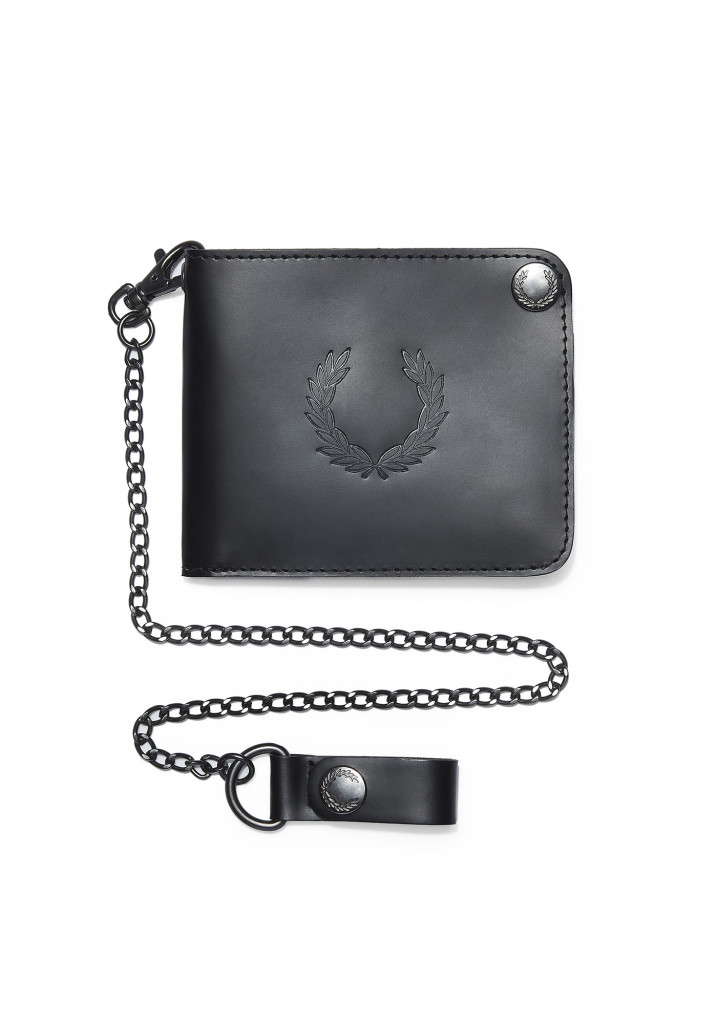 Art Comes First Fred Perry wallet SS17
